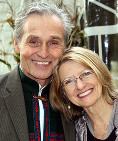 Craig + Patricia Neal